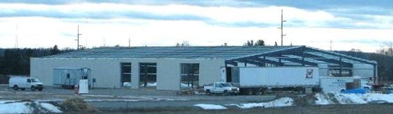 Bernard Building Center - History