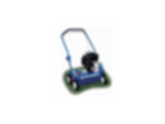 Blue Bird Lawn Comber W/Bag