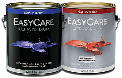 Easy Care Paint. BUY ONE. GET ONE. FREE