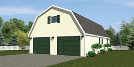 Bernard Building Center - Garages Project Packages