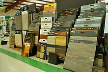 Griffin Lumber & Hardware, Flooring