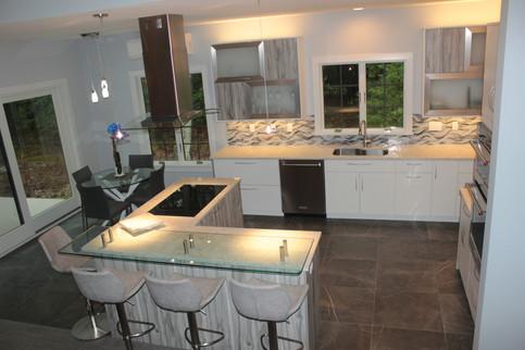 Contemporary kitchen by Patty Heath.