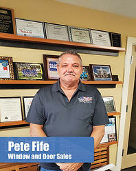 Pete Fife - Window & Door Estimating