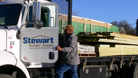 Stewart Builder Supply and LMC. Together We Build.