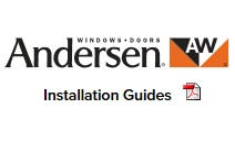 Andersen Installation Guides