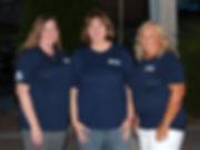 Cabinet Sales Staff: Kim, Diane, Vicki