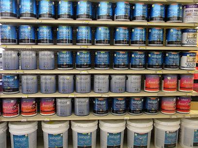 White Mountain Lumber & Rental - Paint / Sundries