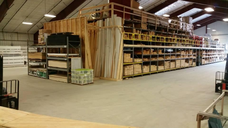 Derby - Warehouse