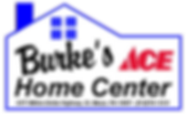 Burke's Home Center logo
