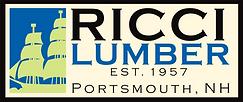 Ricci Lumber logo