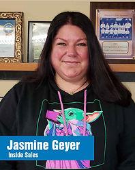 Jasmine Geyer - Inside Sales