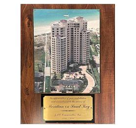 Meridian on Sand Key Condominium Project