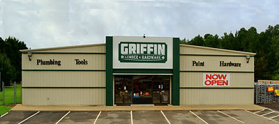 Griffin Lumber & Hardware, Forsyth Store