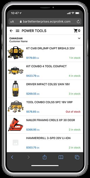 ProLink Mobile App