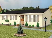 Bernard Building Center - 24x42 Ranch