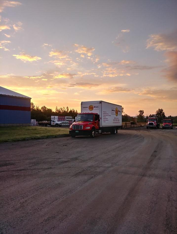Derby - Box Truck