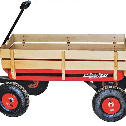 Speedway 52178 Big Wagon Toy, Red