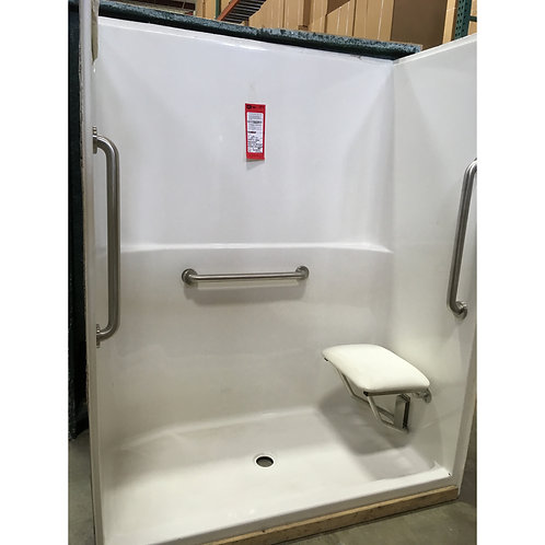 Handicap Walk-In Shower