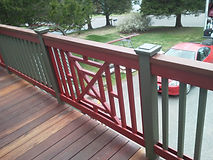 Eastford Building Supply Decking & Railing