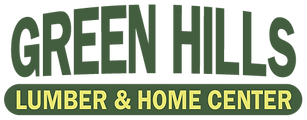 Green Hills Lumber & Home Center logo