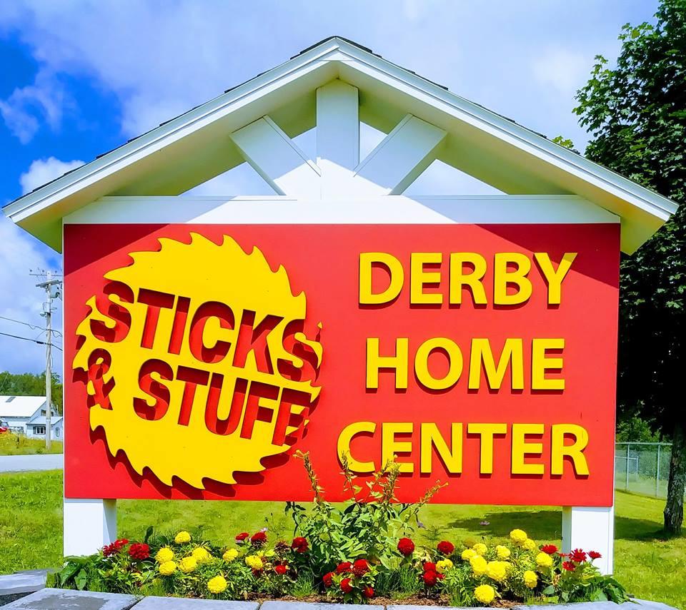 Derby Sign