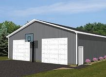 Bernard Building Center - Deluxe Pole Barns