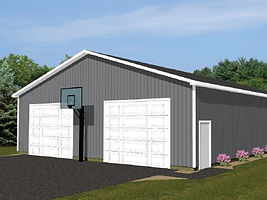 Bernard Building Center - Pole Barns Project Packages
