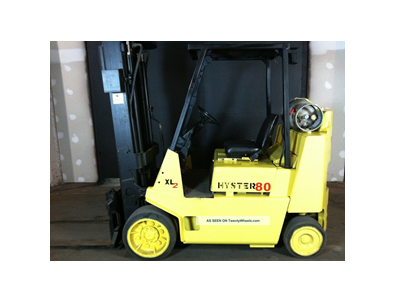 Hyster Box Car Forklift