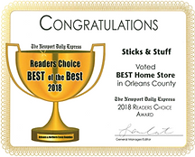 2018 Best Home Store in Orleans County