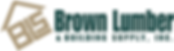 Brown Lumber & Building Supply