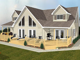 Bernard Building Center - Houses Project Packages