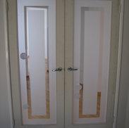 Double Theatre Room Doors