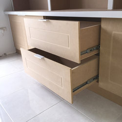 Bare MDF Drawer (ready for painting)