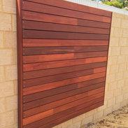 Jarrah Wall Panels