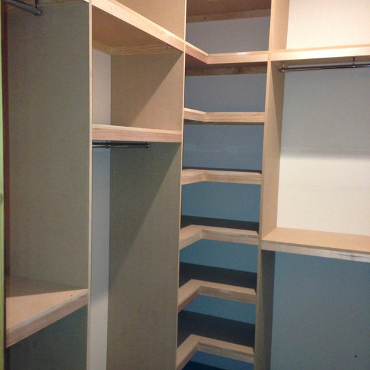 Built In Robe Fit Out