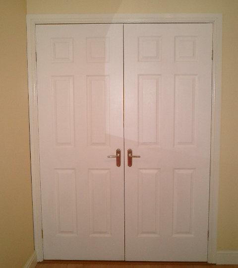 Double Robe Doors