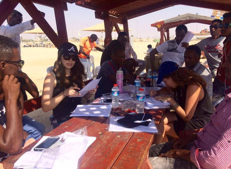 Visit to Holot & Out of Hand Rejections