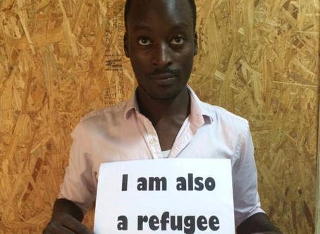 Israel recognizes Mutasim Ali as 1st Sudanese refugee