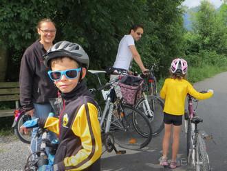 Familienradtour am Sonntag, 3. Juli 2016