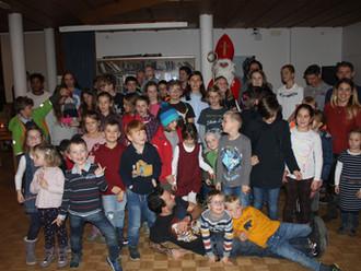 Nikolausfeier Sonntag, 08.12.2019 im Haus der Generationen Götzis
