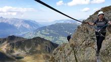 Hochjoch Klettersteig Tour Samstag, 19.09.2020