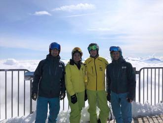 Skiinstruktor Teil I Gletscher Hintertux 08.- 19.07.2019