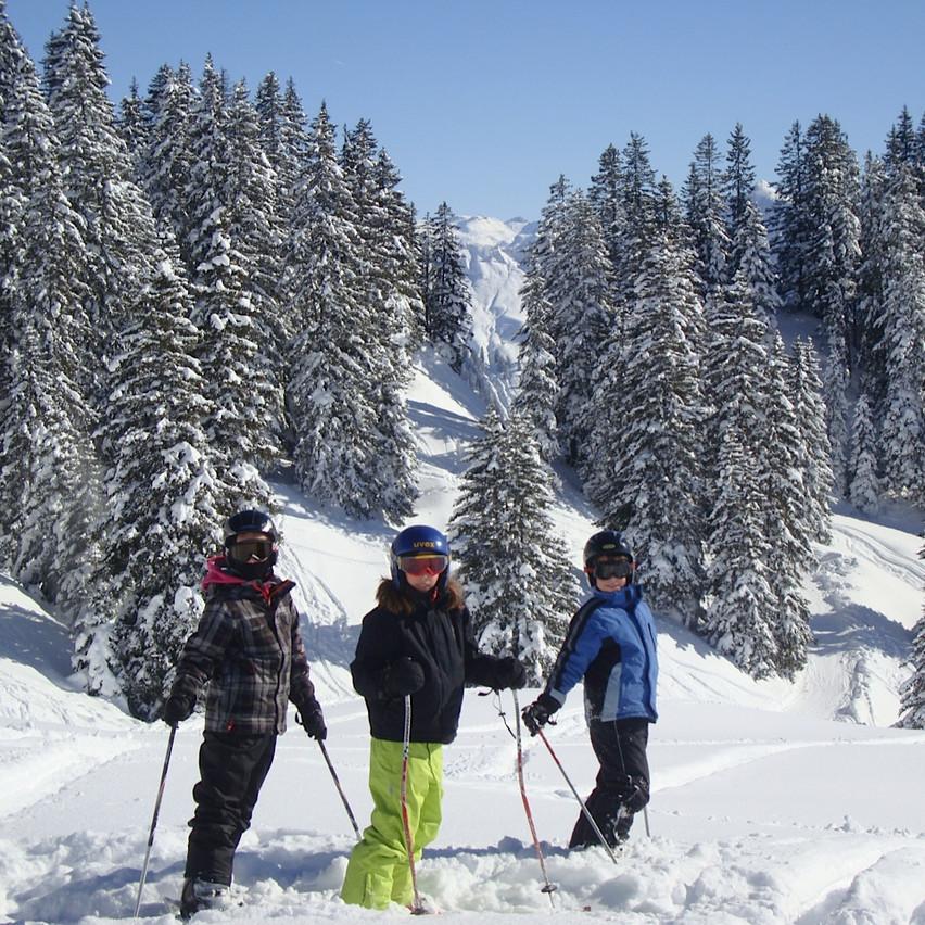 Schifahren mit Flocke 14.02.2013  (10)