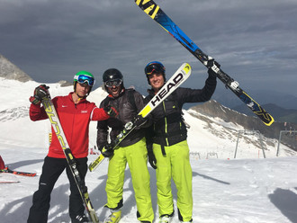 Skiinstruktor Ausbildung Teil II vom 10.- 22.07.2016 Hintertuxer Gletscher