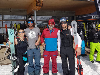 Gratis Skitest HEAD & SCOTT 06. & 07.04.2019 am Golm