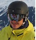 Gratulation an Maximilian Ess zum Ski-Instruktor!