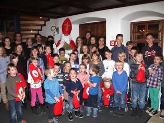 Nikolausfeier am Sonntag, 4. Dezember 2016