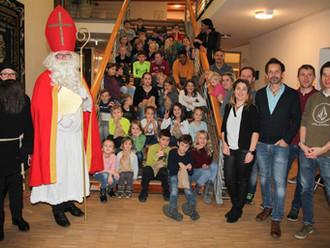 Nikolausfeier am Sonntag, 9. Dezember 2018 in St. Arbogast