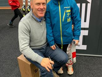 Silvano Beltrametti Jugendskirennen Lenzerheide am Samstag, 15.12.2018