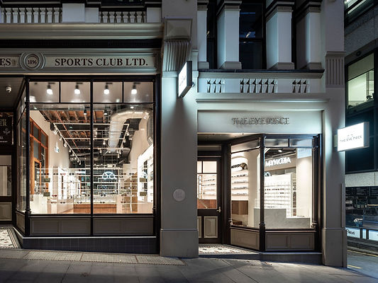 10 Hunter St, THE EYE PIECE Sydney CBD Optometrist